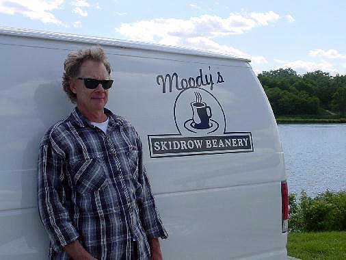 [photo: Author Pat O'Connor