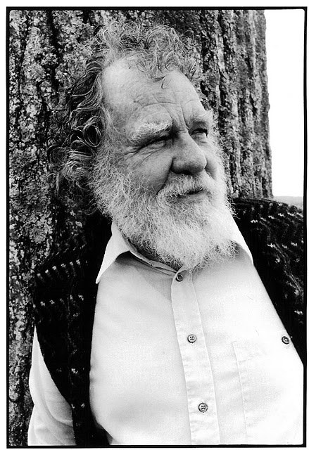 [photograph image: poet Charley Plymell, Kansas native, by Gerard Malanga, Cherry Valley, NY, 2010. Copyright 2010, Gerard Malanga; Used with permission.]