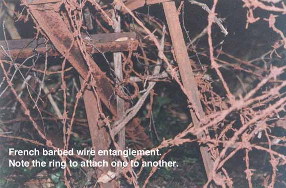 Military Barbed Wire Entanglements Barbed Wire Entanglement