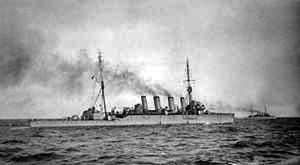 [image: HMS Southampton]